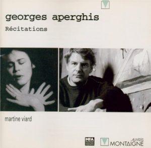 Aperghis Récitations Viard MO