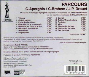 Aperghis Parcours back