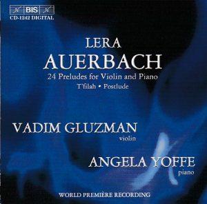 auerbach-violin-preludes