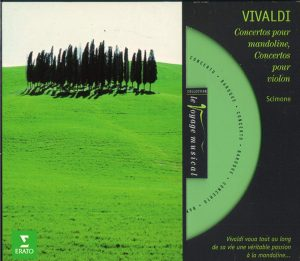 Vivaldi : Concertos pour Mandolines (RV 532, 425, 558