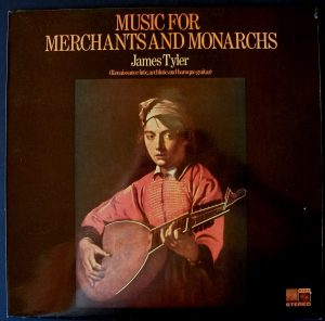 Music for Merchants Tyler LP