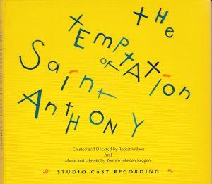 Temptation Saint Anthony